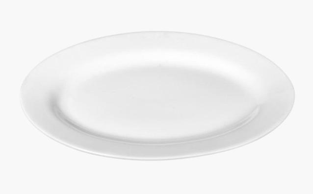 Półmisek duży – fason okrągły