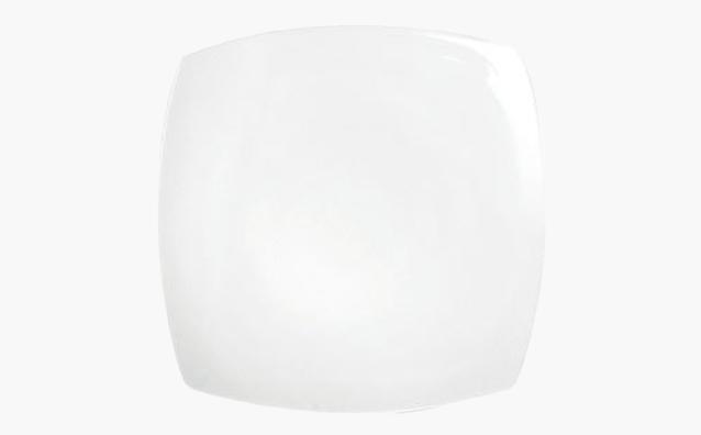 Talerz deserowy – fason kwadratowy
