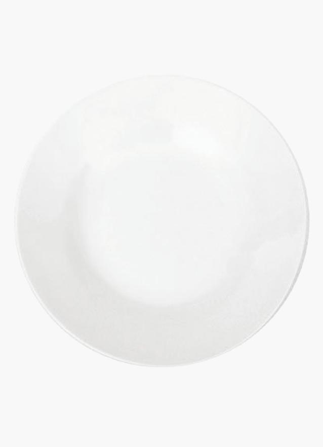 Talerz płytki – fason okrągły