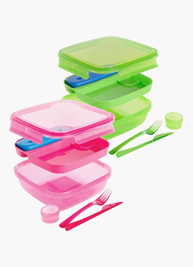 SNIPS TAKE AWAY ICE – lunch box z wkładem chłodzącym 1,5L