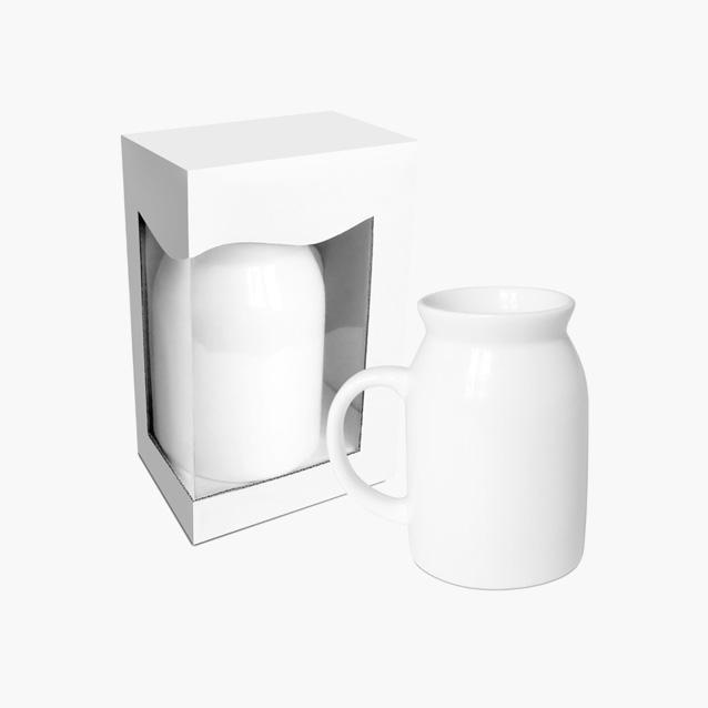 Kubek bańka na mleko OP120