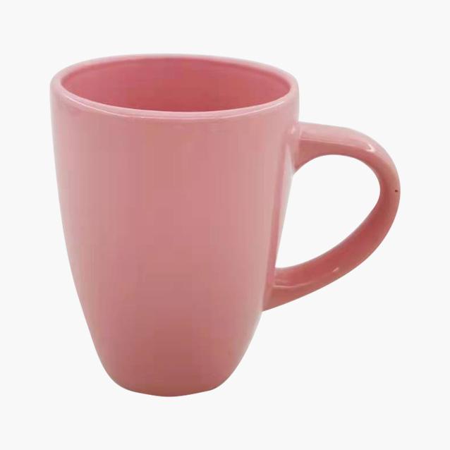 Baryłka pastel – kubek 300ml różowy